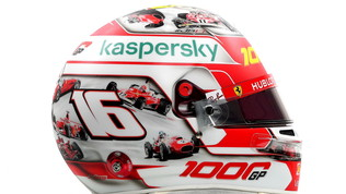 Leclerc, la storia della Ferrari in testa