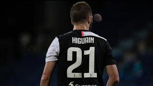 Higuain lascia la Juventus: l'Inter Miami nel suo futuro