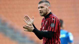 Milan, è fatta per il riscatto di Rebic: André Silva è dell'Eintracht