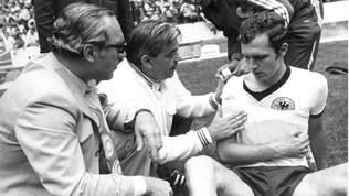 Beckenbauer prima di essere Kaiser Franz