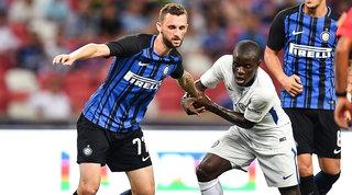 Il Monaco vuole Brozovic: con la sua cessione, Inter all'assalto di Kanté