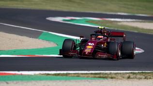 La F1 scopre il fantastico Mugello