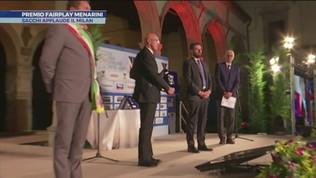 Premio fairplay Menarini: i premiati