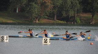 L'idroscalo ospita i campionati di canoa e mette i Mondiali nel mirino