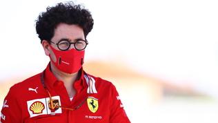 """Binotto predica calma e testa: """"Non ripeteremo Monza, non è crisi"""""""