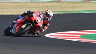 """Dovi: """"Non c'è feeling con la moto"""". Rossi: """"Lotterò per il podio"""""""