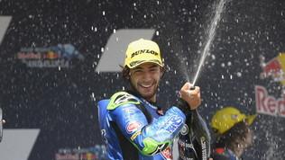Una  Bestia  in MotoGP: Bastianini in Avintia nel 2021
