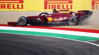 """Leclerc fiducioso: """"Il mattino una sorpresa, abbiamo un buon passo"""""""