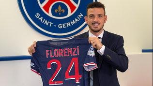"""Roma, Florenziceduto al Psg: """"Un onore giocare con i migliori al mondo"""""""