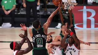 BostoneliminaToronto, Denver porta i Clippers a gara-6