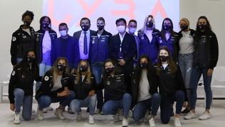 Taglio del nastro per la UYBA Volley 2020/21