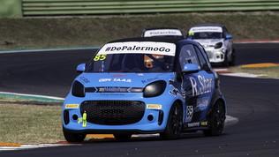 De Pasquale si ripete in qualifica: è pole position