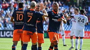 Primo ko per il Nizza, Vieira agganciato in testa dal St. Etienne