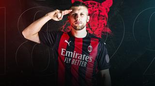 Ufficiale,Rebic è del Milan: contratto fino al 2025