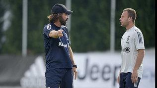 Attesa per il debutto della Juventus targata Andrea Pirlo