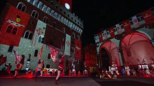 Ferrari, uno show unico a Firenze