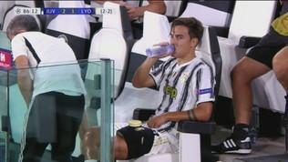 Juventus-Novara 5-0