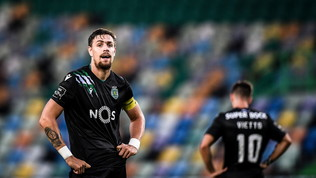 Tre positivi nello Sporting, annullata l'amichevole col Napoli