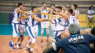 L'Italia Under 18 è campione d'Europa: 3-0 alla Repubblica Ceca