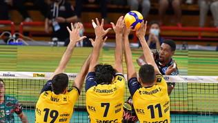 Supercoppa, il primo round delle semifinali è di Trento e Perugia