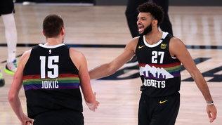 Jokic guida la rimonta Nuggets,Clippers costretti a gara-7