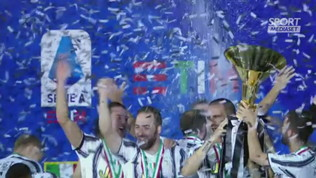 "Marchisio: ""Pirlo, vinci in panchina come in campo"""