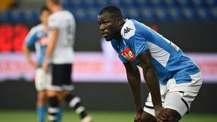 Maxi-offerta City per Gimenez: Koulibaly resta a Napoli?