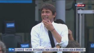 Antonio Conte debutta su Instagram
