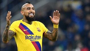 """Vidal si avvicina all'Inter, il ds del Barcellona conferma: """"Lo ringrazio per questi anni"""""""