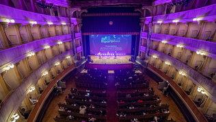 Le Serie A ripartono da Bergamo: presentati i campionati 2020/21