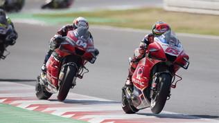 """La Ducati ha scelto Bagnaia per il dopo Dovizioso: """"Passo importante"""""""