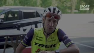 """Nibali: """"Mondiale? Servirà la gamba ma anche la squadra"""""""