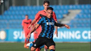 L'Inter riparte dalla Lu-La: 5-0 al Lugano, bene Hakimi
