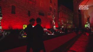 Ferrari, red carpet da brividi