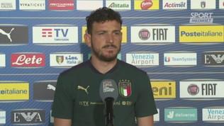 """Florenzi: """"Che impressione l'inno in uno stadio vuoto"""""""