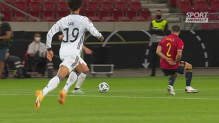 Nations League, Germania-Spagna 1-1