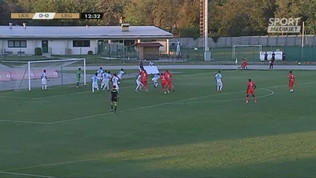Udinese-Legnago 3-0: gli highlights