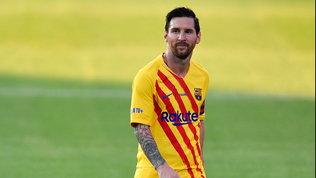 Messi, rientro col freno a mano: rischia di saltare tre partite
