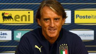 """Mancini: """"L'Italia punta a vincere l'Europeo. Con Zaniolo"""""""