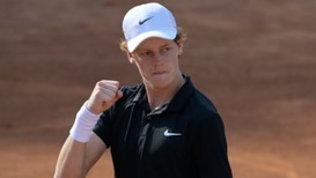 Tennis, Masters 1000 Roma: Sinner magico, batte Tsitsipas