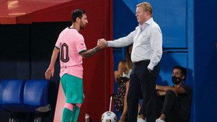 Messi si riprende il Barça: due gol e magie contro il Girona
