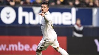 Il Real apre al prestito di Jovic, il Milan ci pensa come vice-Ibra