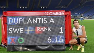 Atletica, Duplantisfenomeno mondiale