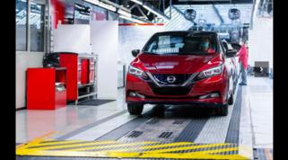 Nissan, 500mila volte Leaf: la qualità dell'aria ringrazia