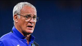 """Ranieri: """"In bocca al lupo a Pirlo, noi siamo pronti a lottare"""""""