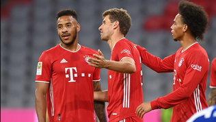 La Bunde del Bayern riparte a valagna: 8-0 allo Schalke 04!