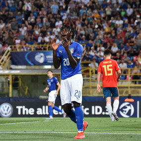 Kean torna in bianconero:si va verso il prestito dall'Everton