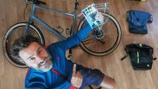 Temporelli, bike tour per il nuovo libro con ospitiCassani-Cipollini