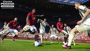 eFootball Pes 2021 riunisce CR7 e Messi, con Juve e Roma in esclusiva