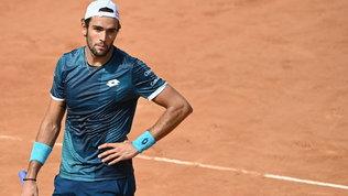 Il cuore non basta a Berrettini, Ruud vince al tie-break e vola in semifinale